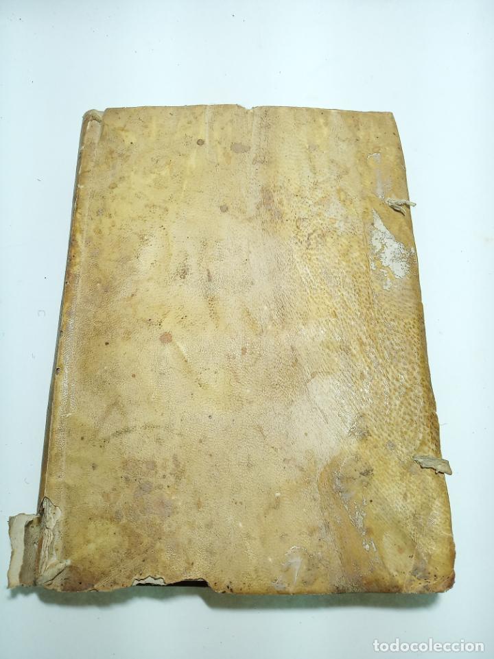 Libros antiguos: Filosofía Thomistica juxta inconcussa.. P. Fr. Antonio Goudin. Tomus Secundus. Matriti.1763. - Foto 2 - 193704812