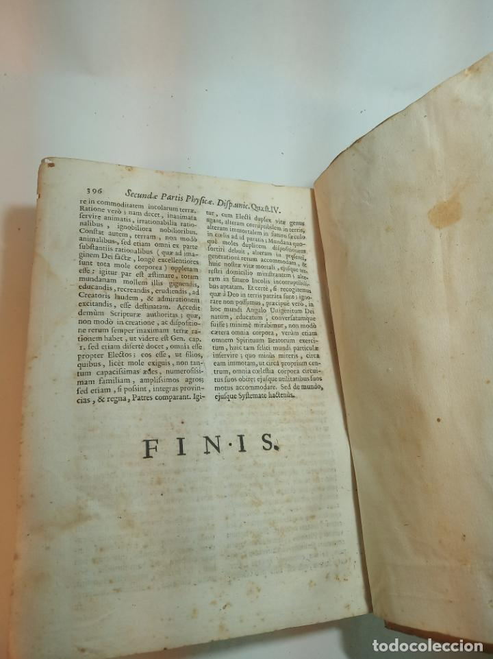 Libros antiguos: Filosofía Thomistica juxta inconcussa.. P. Fr. Antonio Goudin. Tomus Secundus. Matriti.1763. - Foto 15 - 193704812