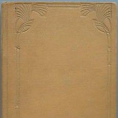 Libros antiguos: 1925.- LO SANTO LO RACIONAL LO IRRACIONAL EN LA IDEA DE DIOS. RODOLFO OTTO. Lote 194871322
