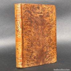 Libros antiguos: 1858 - ESTUDIOS FILOSOFICOS SOBRE EL CRISTIANISMO - MILAGROS - PROFECIAS. Lote 195362796