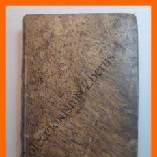 Libros antiguos: ANALISIS FILOSOFICO DE LA ESCRITURA Y LENGUA HEBREA, SEGUNDA PARTE - ANTONIO M. GARCÍA BLANCO. Lote 195507732