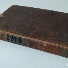 Libros antiguos: LAS RUINAS O MEDITACION SOBRE LAS REVOLUCIONES DE LOS IMPERIOS VOLNEY 1844. Lote 195771532