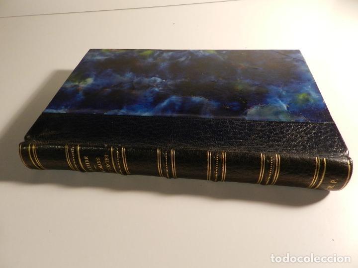 Libros antiguos: VOLTAIRE ROMANS ET CONTES - .ILUSTRADO POR MOREAU LE JEUNE PARIS LIBRARIE DELAGRAVE 1932 - Foto 4 - 195966936