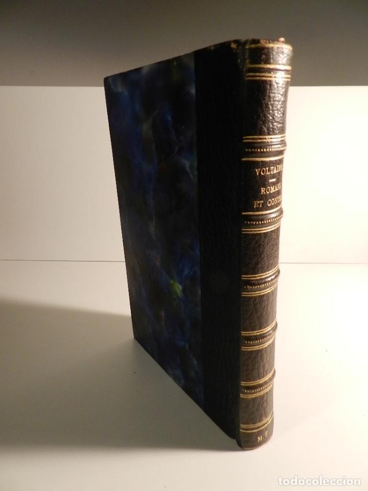 Libros antiguos: VOLTAIRE ROMANS ET CONTES - .ILUSTRADO POR MOREAU LE JEUNE PARIS LIBRARIE DELAGRAVE 1932 - Foto 2 - 195966936