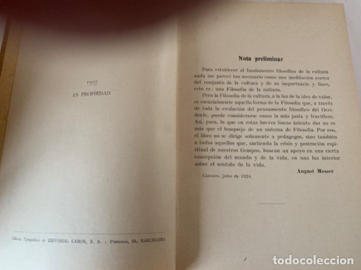 Libros antiguos: Fundamentos Filosóficos de la Pedagogía - Foto 3 - 198110528