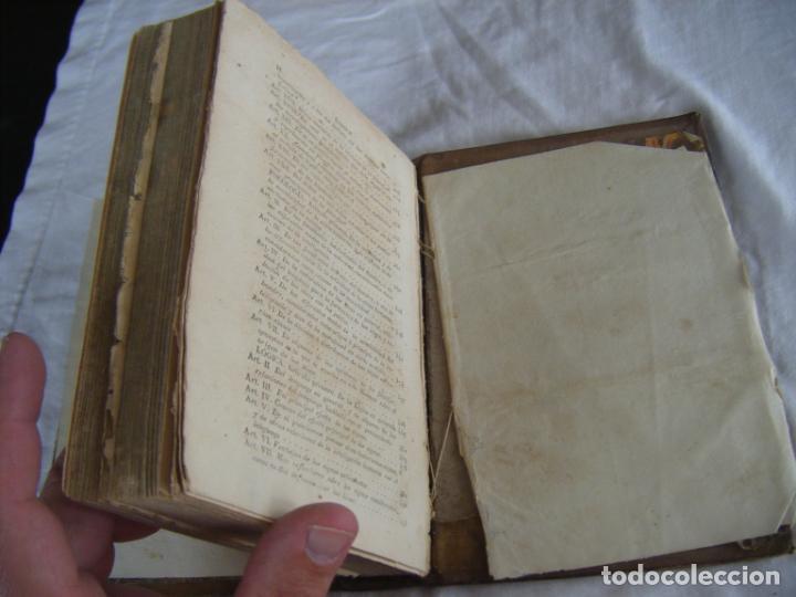 Libros antiguos: JML 1843 Psicología - MANUAL CLÁSICO DE FILOSOFÍA - SERVANT BEAUVAIS - José López de Uribe y Osma - Foto 8 - 198725101