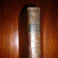 Libros antiguos: EL FILOSOFO HECHO CRISTIANO POR LA CONTEMPLACION DE LA NATURALEZA M.BARDON 1830 MADRID . Lote 199064887