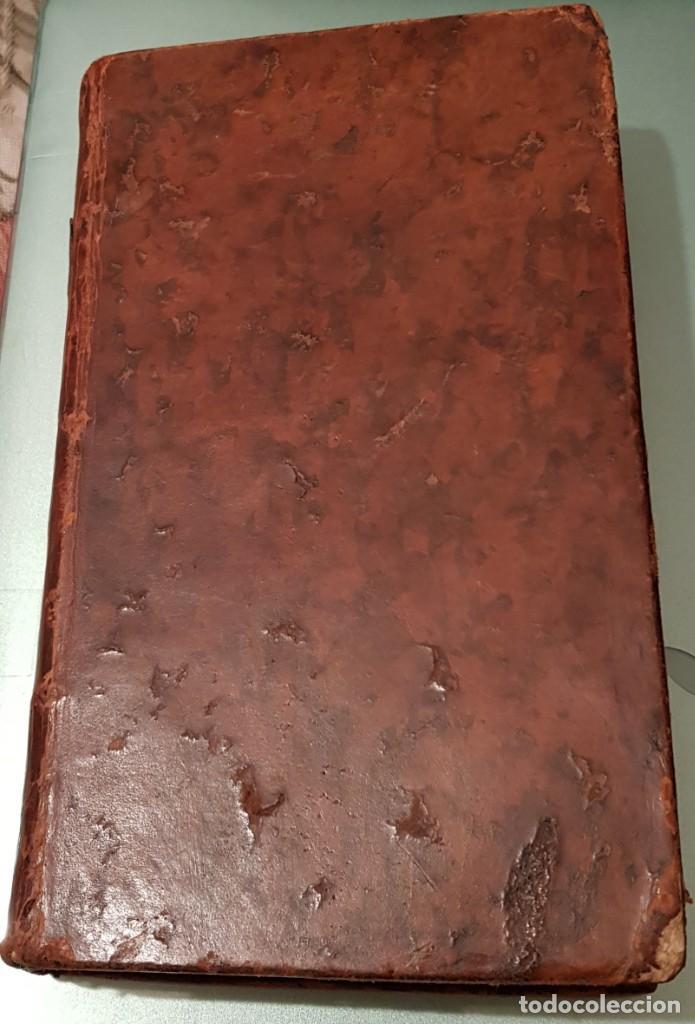 Libros antiguos: Le tabeau de la morte. Fráncfort 1761 - Foto 6 - 201639322