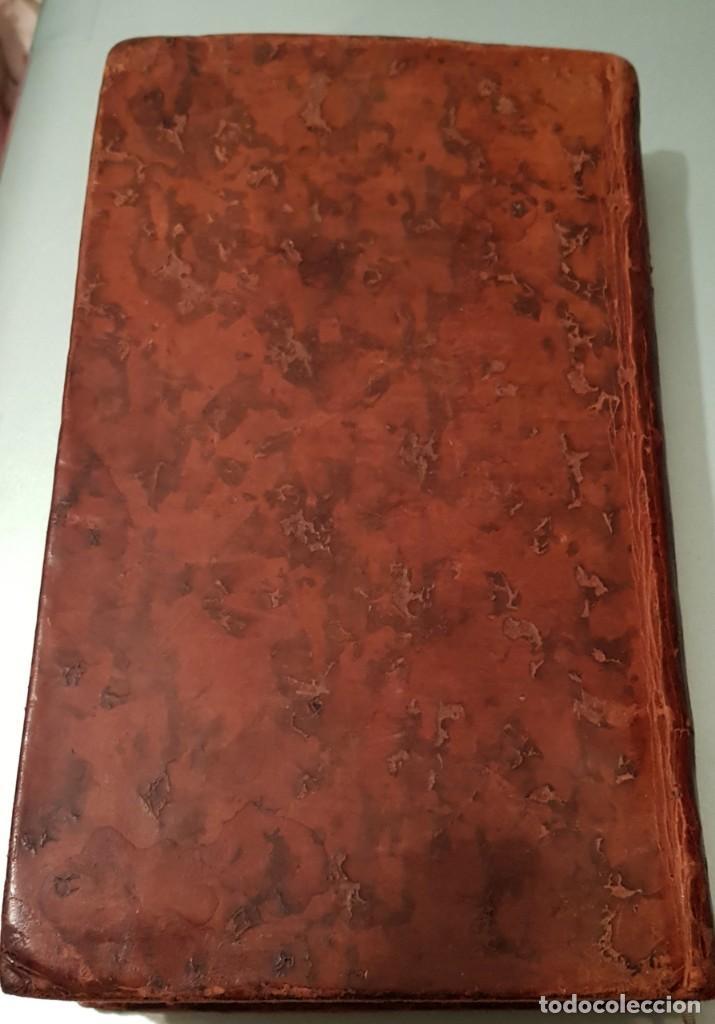 Libros antiguos: Le tabeau de la morte. Fráncfort 1761 - Foto 10 - 201639322