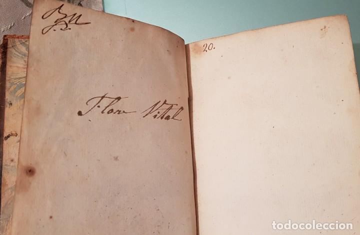 Libros antiguos: Le tabeau de la morte. Fráncfort 1761 - Foto 12 - 201639322