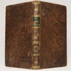 Libri antichi: LA ABEJA ENCICLOPÉDICA, O NOCIONES DE TODOS LOS CONOCIMIENTOS HUMANOS. CARDIF. 1835. T. 2.. Lote 203296700