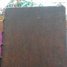 Libros antiguos: ANTIGUO TEXTO DE MUNERE JUDICIS ORPHANORUM OPUS IN QUINQUE TRACTATUS DIVISUM AÑO MDCCXLVII. Lote 204129166