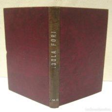 Libros antiguos: IDOLA FORI. ENSAYO SOBRE LAS SUPERSTICIONES POLÍTICAS (TORRES, CARLOS ARTURO ) C.1900. Lote 204475558