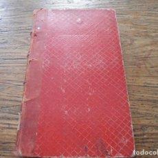 Livres anciens: LIBRO, OBRAS DE D. ANTONIO APARISI Y GUIJARRO TOMO I. BIOGRAFÍA: PENSAMIENTOS Y POESÍAS, 1873.. Lote 205061756
