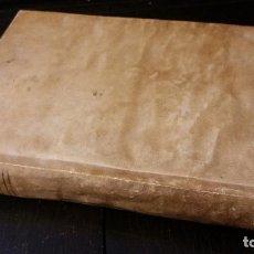 Livres anciens: 1787 - JUAN PABLO FORNER - DISCURSOS FILOSÓFICOS SOBRE EL HOMBRE. Lote 205165391