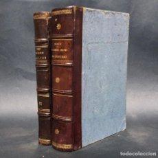 Livres anciens: 1890 LOS GRANDES ARCANOS DEL UNIVERSO - FILOSOFÍA DE LA NATURALEZA - PESCH, TILMAN. Lote 205354765