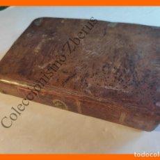 Libros antiguos: EDUCACIÓN DE LOS NIÑOS, TOMO II; TRATADO DE LA FELICIDAD EN TODOS LOS ESTADOS - MR. LOKE (JOHN LOCKE. Lote 205739143