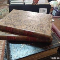 Libros antiguos: OBRAS DE ARISTOTELES. PSICOLOGÍA. 2 TOMOS 1874. TRADUCCIÓN DE PATRICIO DE AZCÁRATE. Lote 206987280