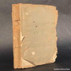 Libros antiguos: 1825 CARTAS CRITICAS QUE ESCRIBIO EL FILOSOFO RANCIO MARCHENA SEVILLA. Lote 207066640