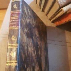 Libros antiguos: COMPENDIO DE LA NOSOGRAFÍA FILOSÓFICA DEL DR. PINEL. ESCRITO EN LATÍN CON ARREGLO Á LA ÚLTIMA EDICIÓ. Lote 207136156