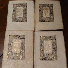 Libros antiguos: PATRICK LAFCADIO HEARN 6 TOMOS. Lote 207140955
