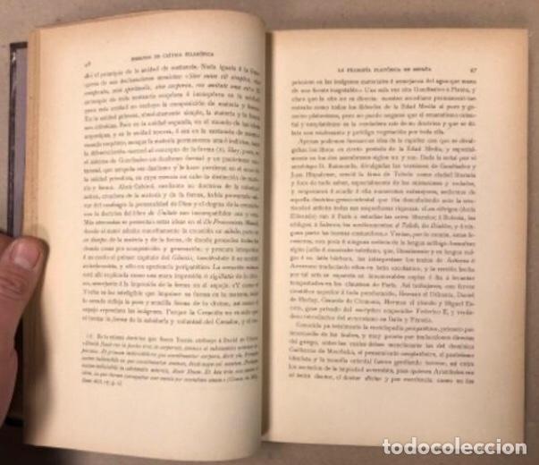 Libros antiguos: OBRAS COMPLETAS DE MARCELINO MENÉNDEZ Y PELAYO. ENSAYOS DE CRÍTICA FILOSÓFICA. EDITADO EN 1918 - Foto 7 - 208320207