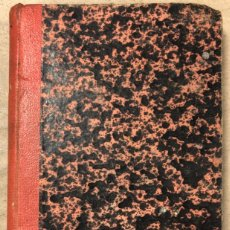 Libros antiguos: CURSO DE FILOSOFÍA. LUIS MARÍA DE ELEIZALDE E IZAGUIRRE. FILOSOFÍA SUBJETIVA, III ETICA Y DERECHO NA. Lote 182549423