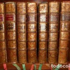 Libros antiguos: CICERONIS, M. T. OPERA. CICERÓN [OBRA COMPLETA]. CUM DELECTU COMMENTARIORUM. SÓLO 650 EJEMPLARES. Lote 212494023