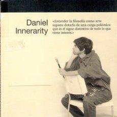 Livres anciens: LA FILOSOFIA COMO UNA DE LAS BELLAS ARTES - DANIEL INNERARITY. Lote 212963802