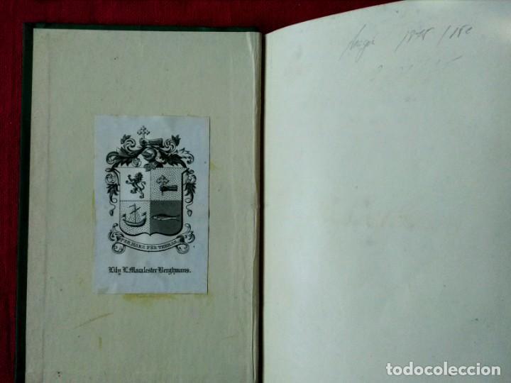 Libros antiguos: Libro antiguo Religión y Ciencia en Inglés - Foto 2 - 213109871