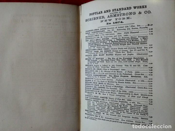 Libros antiguos: Libro antiguo Religión y Ciencia en Inglés - Foto 5 - 213109871