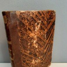 Libros antiguos: OPUSCULO FILOSOFICO SOBRE LA HISTORIA DE DERECHO ROMANO, VICENTE MANUEL COCINA, 1841. Lote 213178735