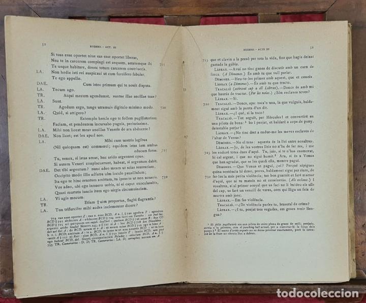 Libros antiguos: COLECCION DE 127 VOLUMENES. FUNDACION BERNAT METGE. EMPORIUM. SIGLO XX. - Foto 8 - 213545240