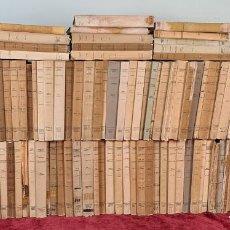 Libros antiguos: COLECCION DE 127 VOLUMENES. FUNDACION BERNAT METGE. EMPORIUM. SIGLO XX.. Lote 213545240