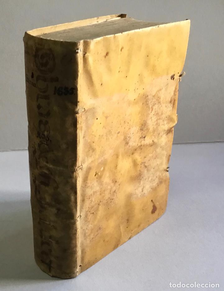 Libros antiguos: OBRAS DEL VENERABLE Y MISTICO DOTOR F. ... PRIMER DESCALÇO Y PADRE DE LA REFORMA DE NTRA SRA... 1635 - Foto 2 - 145044506