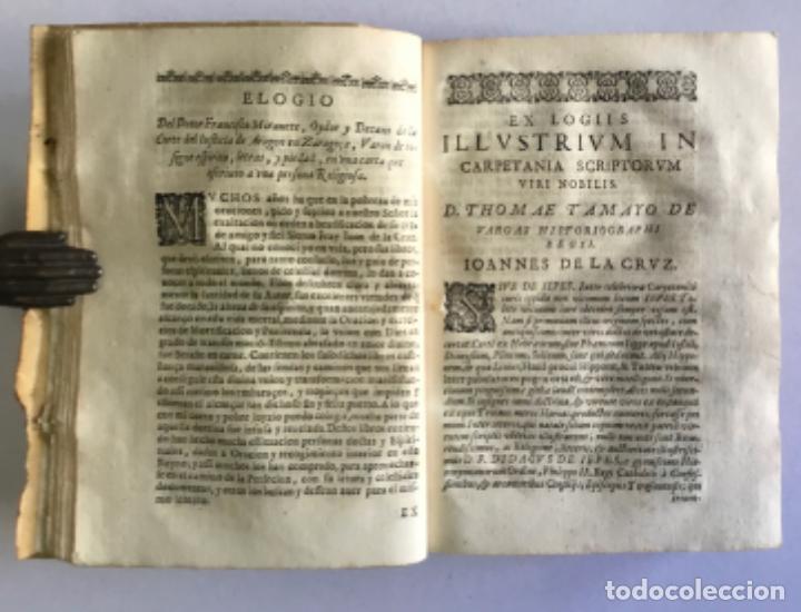 Libros antiguos: OBRAS DEL VENERABLE Y MISTICO DOTOR F. ... PRIMER DESCALÇO Y PADRE DE LA REFORMA DE NTRA SRA... 1635 - Foto 6 - 145044506