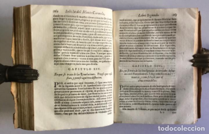 Libros antiguos: OBRAS DEL VENERABLE Y MISTICO DOTOR F. ... PRIMER DESCALÇO Y PADRE DE LA REFORMA DE NTRA SRA... 1635 - Foto 7 - 145044506
