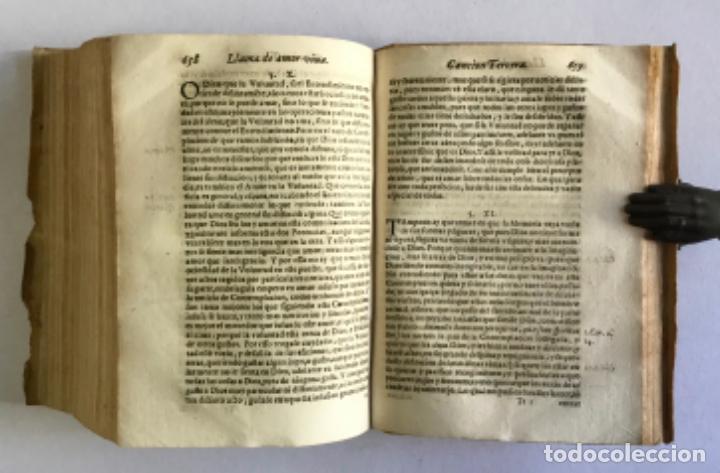 Libros antiguos: OBRAS DEL VENERABLE Y MISTICO DOTOR F. ... PRIMER DESCALÇO Y PADRE DE LA REFORMA DE NTRA SRA... 1635 - Foto 13 - 145044506
