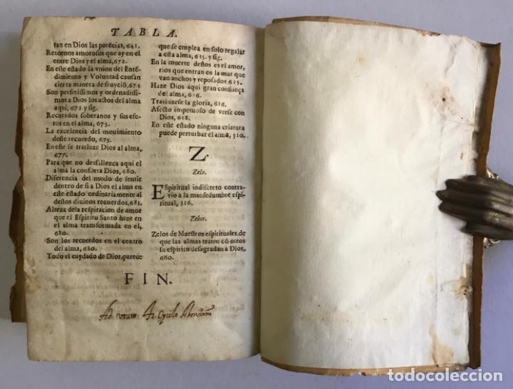 Libros antiguos: OBRAS DEL VENERABLE Y MISTICO DOTOR F. ... PRIMER DESCALÇO Y PADRE DE LA REFORMA DE NTRA SRA... 1635 - Foto 15 - 145044506