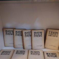 Libros antiguos: NUEVA BIBLIOTECA FILOSÓFICA VARIOS TÍTULOS. Lote 218644712