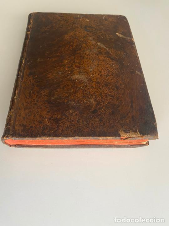 Libros antiguos: la falsa filosofía ó el ateísmo . crimen de estado , tomo sexto , madrid 1776 - Foto 2 - 219490495