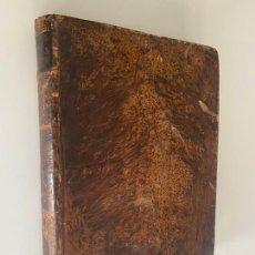 Libros antiguos: LA FALSA FILOSOFÍA Ó EL ATEÍSMO . CRIMEN DE ESTADO , TOMO SEXTO , MADRID 1776. Lote 219490495