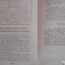Libros antiguos: LIBRO:CURSO DE FILOSOFÍA AÑO1895. Lote 220618948