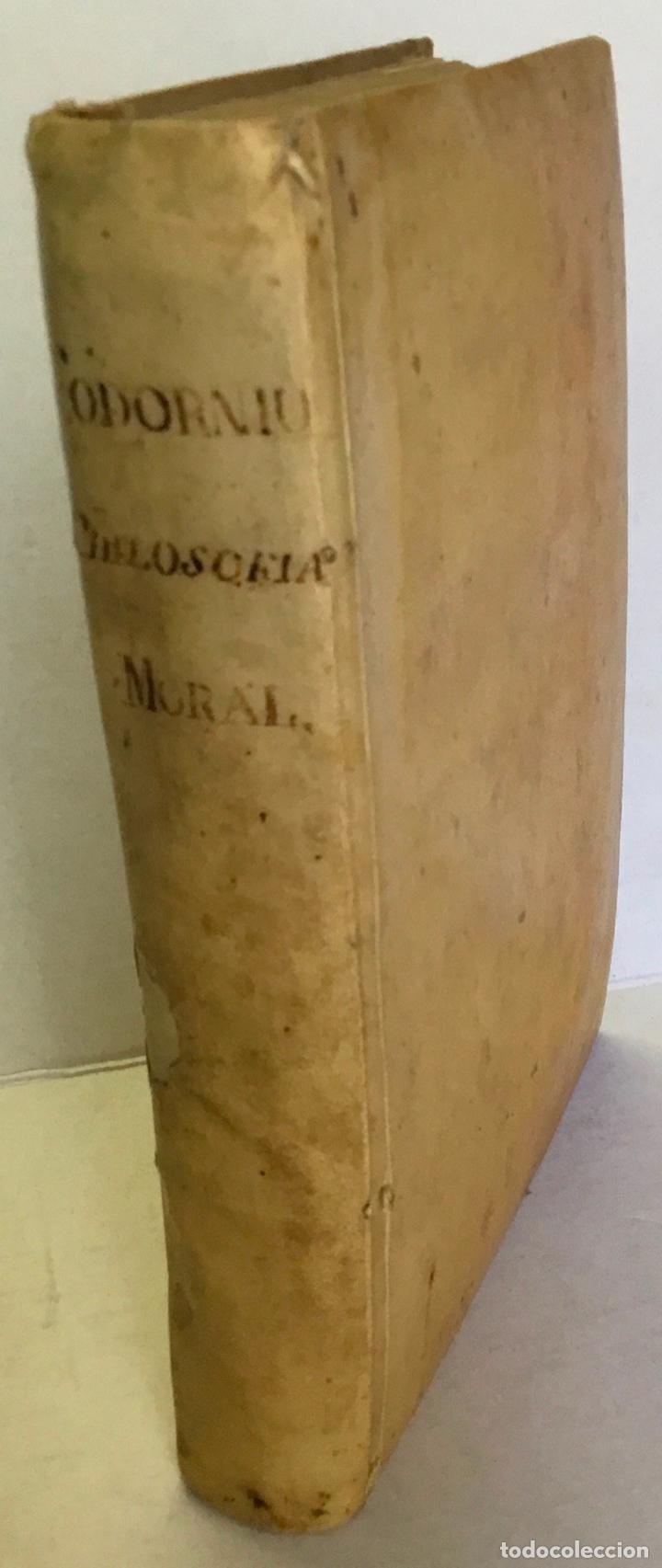 Libros antiguos: INDICE DE LA PHILOSOFIA MORAL, CHRISTIANO-POLITICA, DIRIGIDO A LOS NOBLES DE NACIMIENTO, Y ESPIRITU, - Foto 2 - 123176555