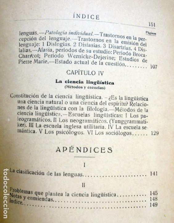 Libros antiguos: Filosofía del Lenguaje.DIEZ BLANCO, Alejandro.1925 - Foto 2 - 97227079