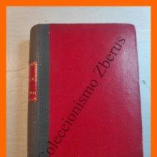Libros antiguos: PENSAMIENTOS SEGUIDOS DE LAS PROVINCIALES - PASCAL. Lote 221990421