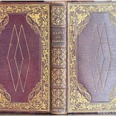 Libros antiguos: BACON, FRANCIS. THE TWO BOOKS OF THE PROFICIENCE AND ADVANCEMENT OF LEARNING, DIVINE AND HUMAN. 1808. Lote 222051566