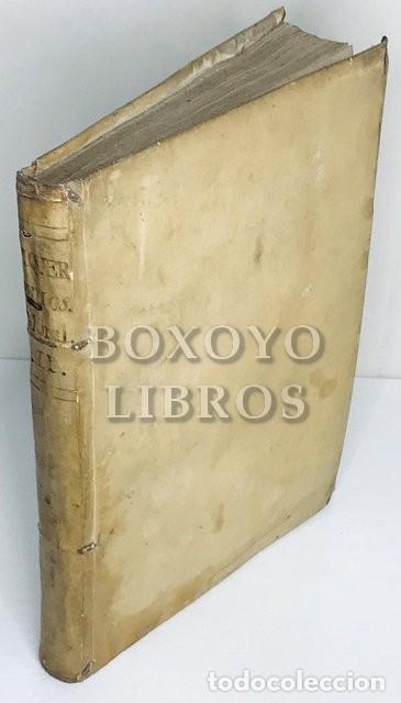 Libros antiguos: Philosophia moral para la juventud española, compuesta por el Dr. Andrés Piquer. 2 tomos. 1787-88 - Foto 2 - 222069951