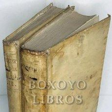 Libros antiguos: PHILOSOPHIA MORAL PARA LA JUVENTUD ESPAÑOLA, COMPUESTA POR EL DR. ANDRÉS PIQUER. 2 TOMOS. 1787-88. Lote 222069951