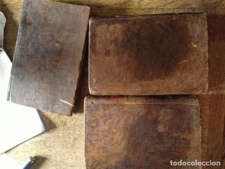 Libros antiguos: Escuela de Costumbres o reflexiones morales e históricas. Blanchard 1797 - Foto 2 - 222339241